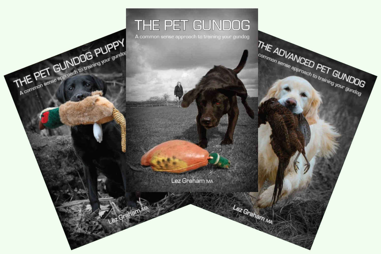 The Pet Gundog book series