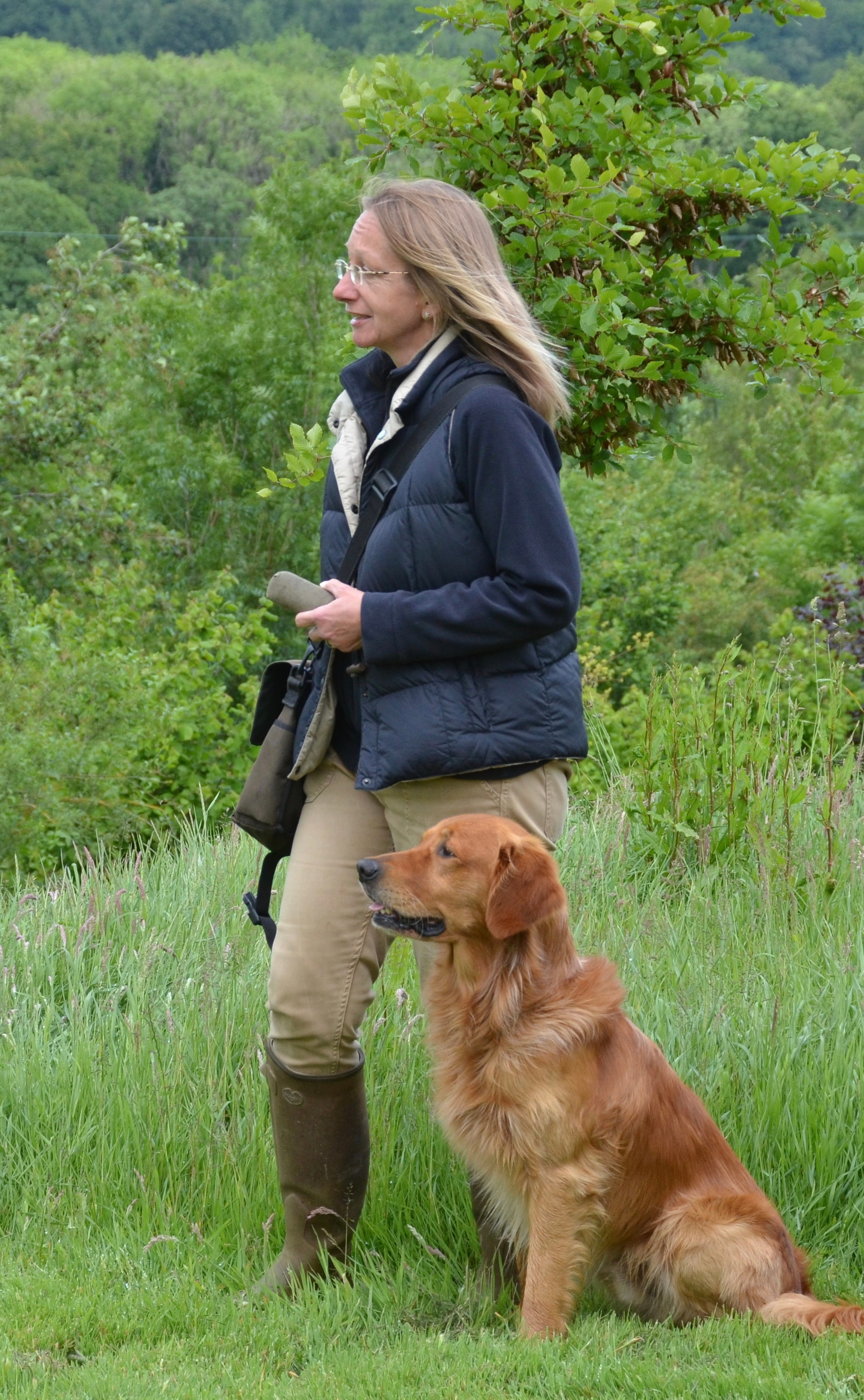 Christine Collins of Town & Country Dog Training