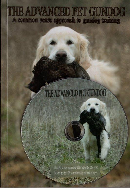 The Pet Gundog with DVD